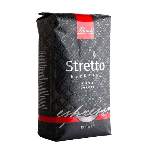Franck kava espresso Stretto 1 kg