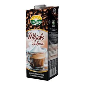 Mlijeko za kavu Vindija 38% mm 1 l