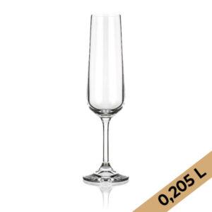 Čaša Marta šampanjac 205 ml