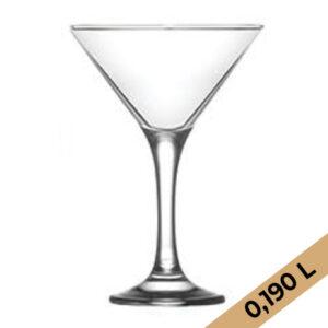 Čaša Misket martini 190cl