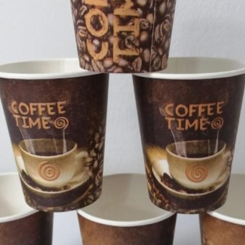 Čaše papirnate Coffe To Go 100/1