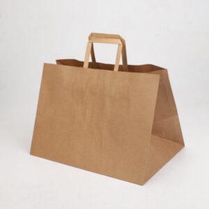 Papirnata kraft vrećica