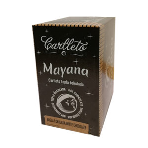CARLLETO Topla Čokolada Bijela