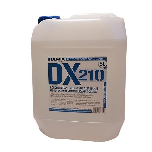DX 210-Sredstvo za ispiranje posuđa 5 litara